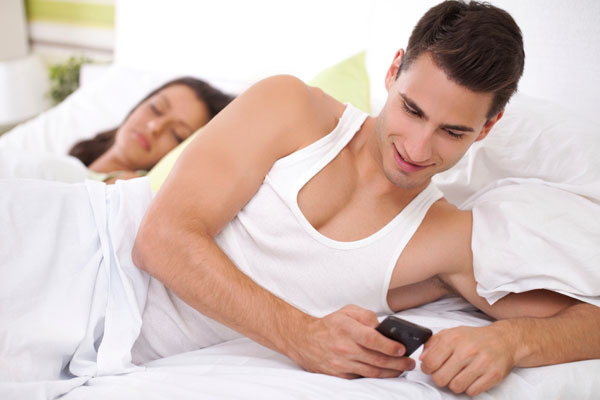Is it possible spy on your husband cell phone without touching his cell