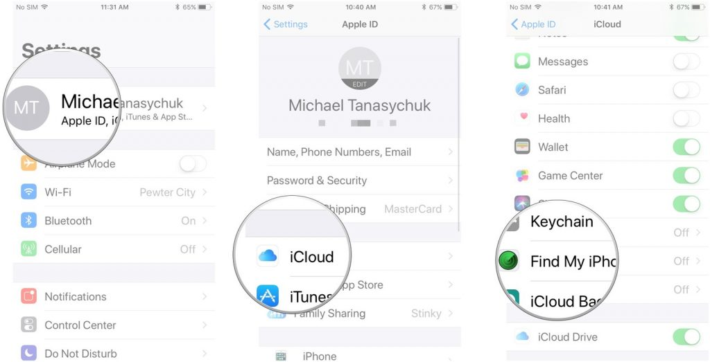 #2 Spy WhatsApp using iCloud