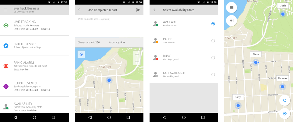 Method 3: Tracking iPhone without the app through Google