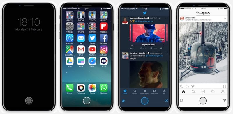 List of iPhone Spy applications though requires jailbreaks