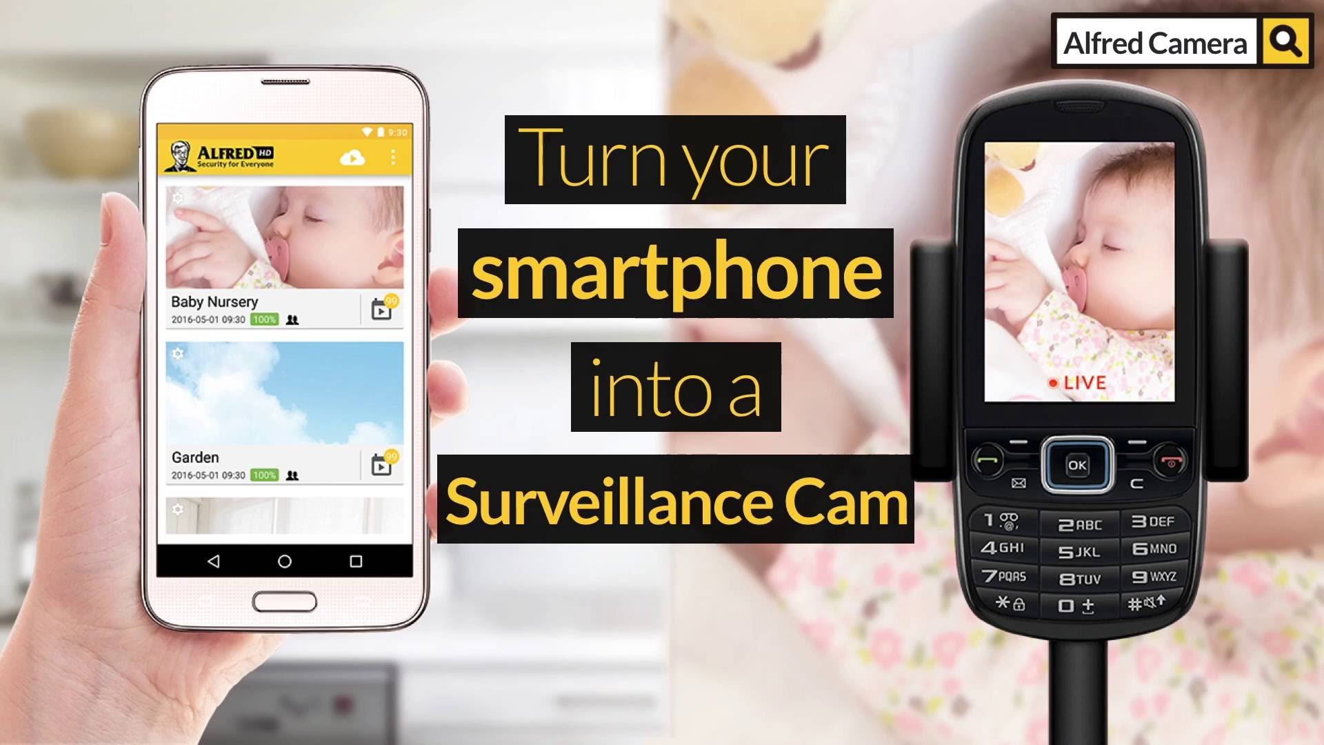 List of Top Wireless Spy Camera for iPhone and Android