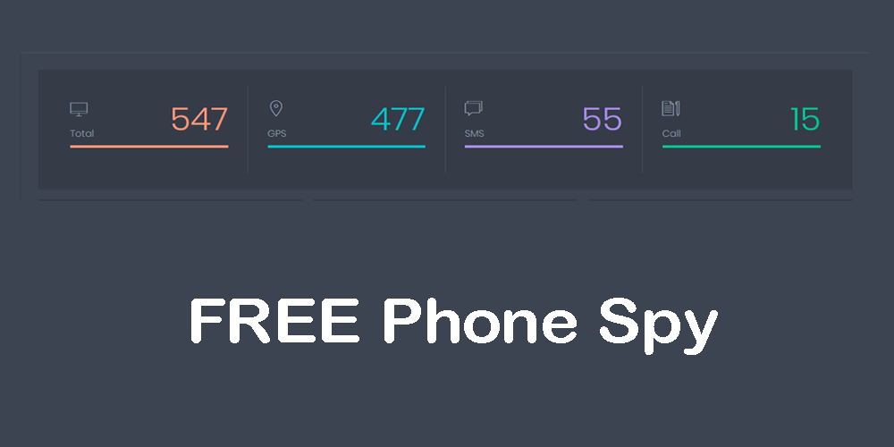 Steps to spy on cell phone without having access to the phone for free