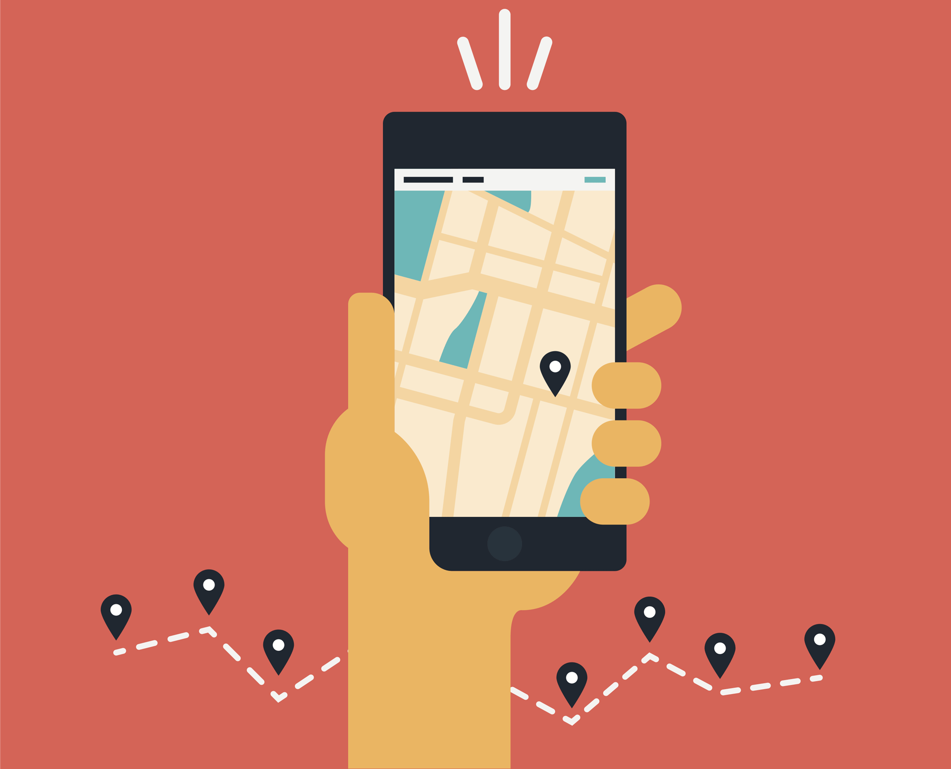 Three Easiest Ways to view someone's Location on iPhone